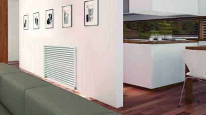 Stelrad Caliente Horizontal Lounge - HR