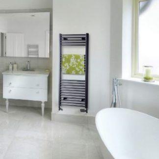 TowelRads Pisa Anthracite