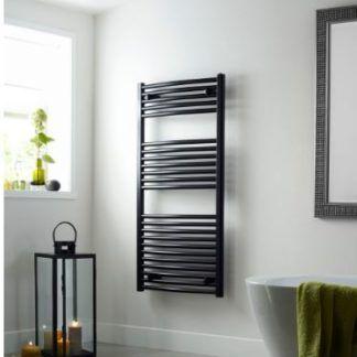 TowelRads Pisa Black